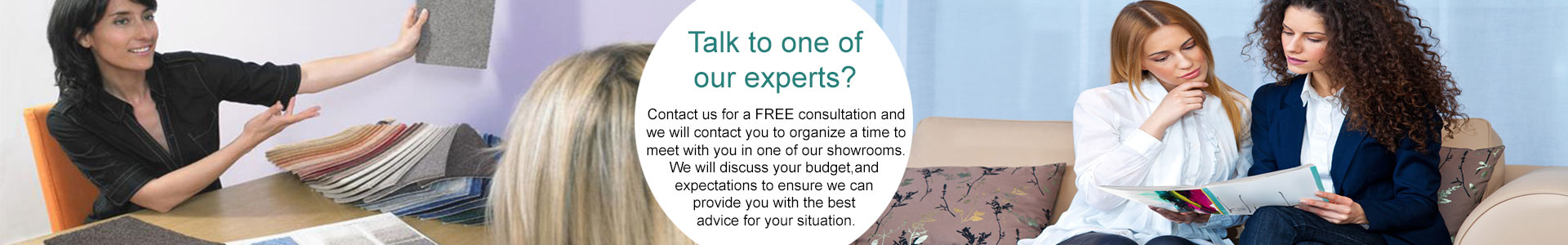 Talk to one of our experts