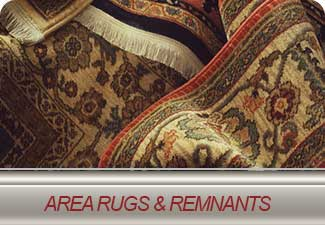 Area rugs we carry traditional and oriental types.